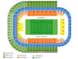 Sun Devils Seating Chart Sun Devil Stadium Seating Chart Cheap Tickets Asap