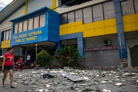 23 may, 2020, magnitude 5.0, at 02:10:27 gmt (10:10.27 local), location 15.610°n. Deaths Reported As Magnitude 6 3 Quake Hits Southern Philippines Earthquakes News Al Jazeera