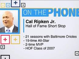 Image result for A record 75,000 attended his induction. Ripken's streak stands today.