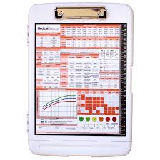 Patient Chart Clipboard Storage Clipboard With Pen Box Pediatrics Edition Quick