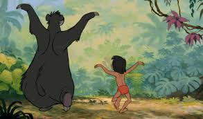 the jungle book dancing gif by disney
