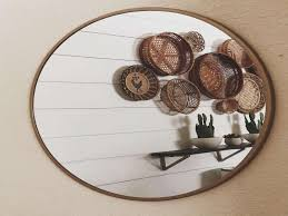 round decorative wall mirror brass project 62 target finds