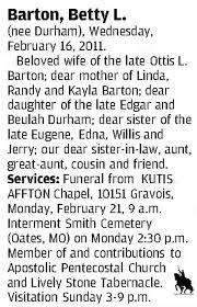 Betty Barton - Newspapers.com