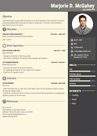 Impressive Resume Templates Gorgeous Professional ResumeCV templates with examples TopCVme