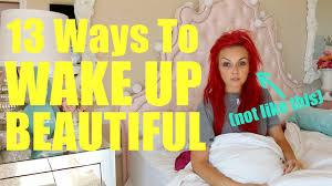 13 ways to wake up extra beautiful