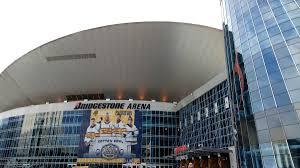 Bud Light Level Bridgestone Arena Bridgestone Arena Nashville Predators Stadium Journey