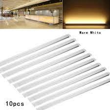 Satın Al ABD 4feet LED Işık Tüp Yüzey Hazır Nötr Beyaz V Şeklinde  IntegrateLED Floresan Lamba LED Işık Tüpler Cooler Kapı Aydınlatma Monteli,  TL268.44