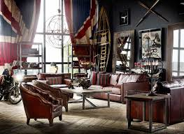 industrial living room furniture. Industrial Rustic Living Room Furniture : Rural A