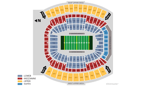 Jacksonville Veterans Memorial Arena Club Level Seating Chart Visit To Tiaa Bank Field Address Parking Seating Plan