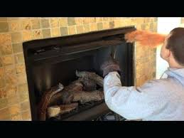 converting wood to gas fireplace converting gas fireplace to wood burner