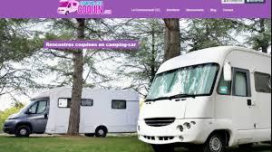 Couple libertin en camping car