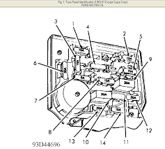 where can i get a ford fuse box diagram for a 1986 ford f 150 Ford Fuse Box Ford Fuse Box #72 ford fuse box