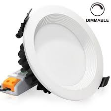dimmable retrofit led remodel recessed lighting fixture daylight led ceiling light halogen equivalent remodel can light recessed downlight