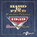 Hard to Find Jukebox Classics 1959: Teen Pop Gold