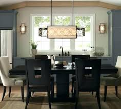 how high to hang chandelier over dining table chandelier height above table unique design dining lights