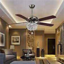 luxury ceiling fans. Noble Ceiling Fans Luxury Crystal Light Lamp With Remote Control 42-inch 220V 110V Modern Lights Antique Wood Blade I