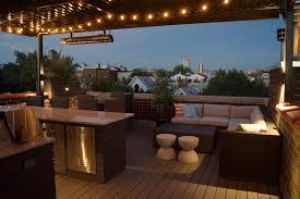 rooftop lighting. Outdoor-heater-kenmore-lakeview-chicago. \u201c Rooftop Lighting