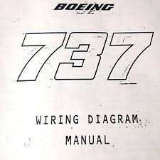 boeing avionics boeing 737 25a airframe wiring diagram manual