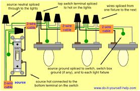 wiring diagram lighting wiring circuit diagram type two light 3 way light switch wiring at Wiring Diagram Light