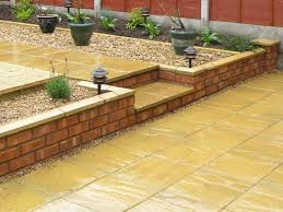 Small Picture Brick Garden Walls 17 Best Ideas About Brick Wall Gardens On