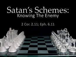 Stopping Satan At His Own Game Images?q=tbn:ANd9GcQWmKGrv80GfjT4UBWoMiVcZ-v4IYxApjVtA8p2HTV-e6z62cqf