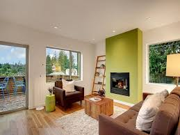 Light Living Room Colors Accent Wall Color Combinations White Wall Paint Color Wool Area