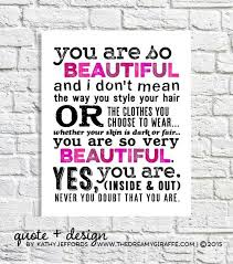 Your Beautiful The Way You Are Quotes Best Of Pin By Emma Diaz On Quotes Pinterest Thoughts