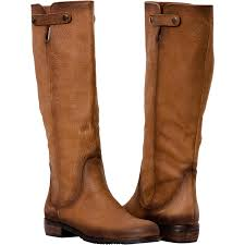 brown flat leather boots pixsharkcom images