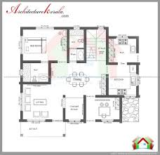 kerala style 4 bedroom home plans best of 3 bhk home plan beautiful 3 bhk home
