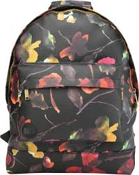 <b>Рюкзак Mi</b>-<b>Pac</b> Watercolour <b>Floral</b>, 740360-012, черный