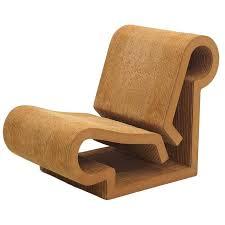 cardboard furniture for sale. Rare Original Frank Gehry Easy Edges Cardboard Contour Chair For Regarding Furniture Sale Plans 8