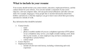 what should you name your resume - create your resume customize your resume  mefa pathway section