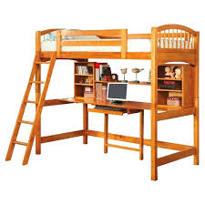 bunk bed with desk twin low loft bed bunk bed over desk plans