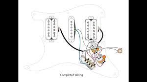 wiring diagram stratocaster hss Strat 7 Way Wiring Diagram Guitar Wiring