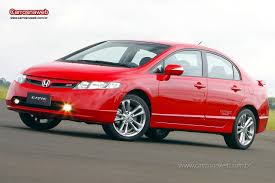 Honda Civic Si 2.0 2007 - Ficha Técnica, Especificações ...