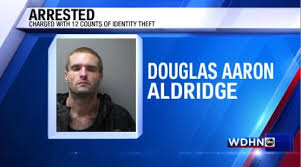 Troy man charged with a dozen counts of identity theft   WDHN ...