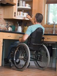 Handicap Accessible Kitchen Cabinets Creating Accessible Homes Hgtv