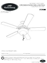 harbor breeze ceiling fan manual blades best fans parts