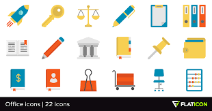 Office Icons 22 Free Icons Svg Eps Psd Png Files