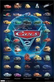 pixar cars characters names. Modren Cars Cars 2 Movie Poster 40 Characters 22x34 Disney Pixar Lightning McQueen  Mater  EBay Intended Names