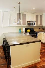 Square Kitchen How To Decorate A Kitchenwithout Losing Countertop Space