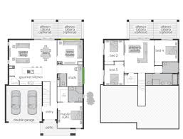 17 perfect images side split house plans new on trend level floor stunning