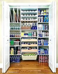pantry shelf depth walk in kitchen large custom deep matching paint best pantry shelf depth