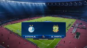 PES 2021 | Esteghlal vs Al Shorta - Asia AFC Champions League | 20/09/2020