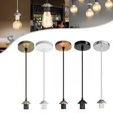 uk light pendant fitting ceiling rose