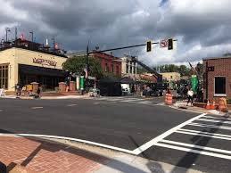 filming in lawrenceville impacts roads and businesses
