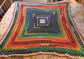 Temperature Blanket Pattern