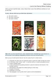 ks lord of the flies by william golding teachit english  1 preview