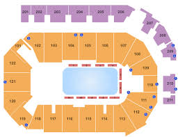 Ppl Seating Chart With Rows Ppl Center Tickets With No Fees At Ticket Club