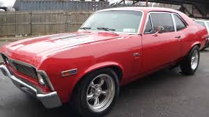 1969 Chevy Nova SS For Sale~GM ZZ3 350 Crate Motor~Fresh Paint ...